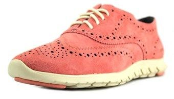 Cole Haan Zero Grand Wing Ox Suede Fashion Sneakers.