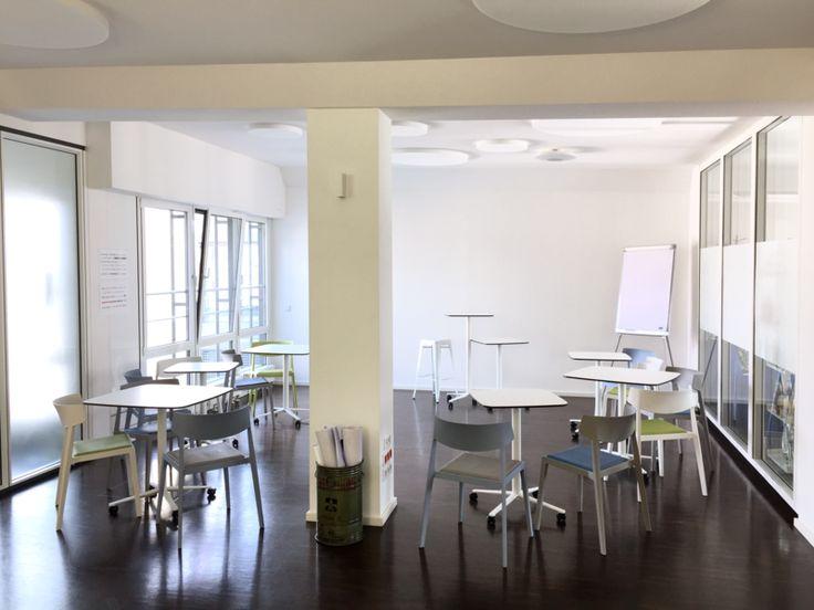 ☀ Helle, kreative Seminarräume & Tagungsräume in München ✔ hochwertige Ausstattung ✔ modernes Design ✔ ruhige Dachterrasse ✔ Jetzt anrufen ☎ 089-122249080