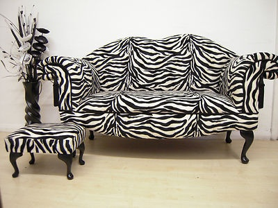 17 best images about animal print on pinterest garden for Animal print chaise