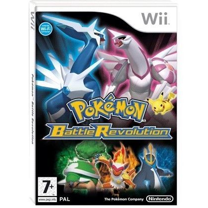 JEUX WII POKEMON BATTLE REVOLUTION / JEU Wii