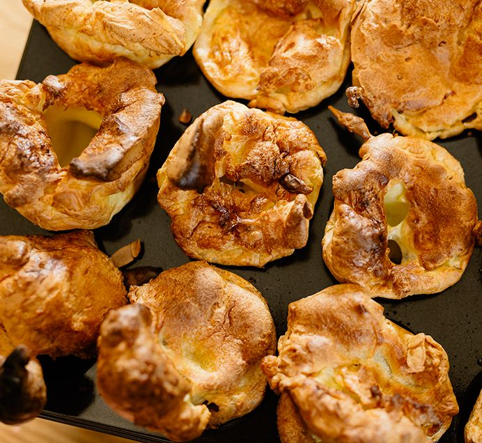 No roast is complete without the perfect barbecued Yorkshire's...and we've got the perfect recipe for you!