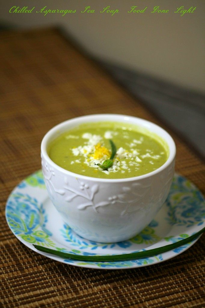 ... soup chilled broccoli soup chilled cherry soup 10 chilled asparagus
