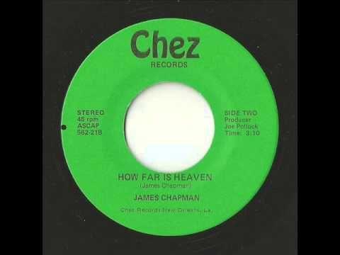 James Chapman - How Far Is Heaven (b side Overtime)