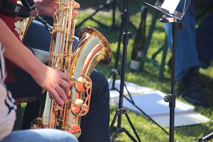 Saxofón, Música, Concierto