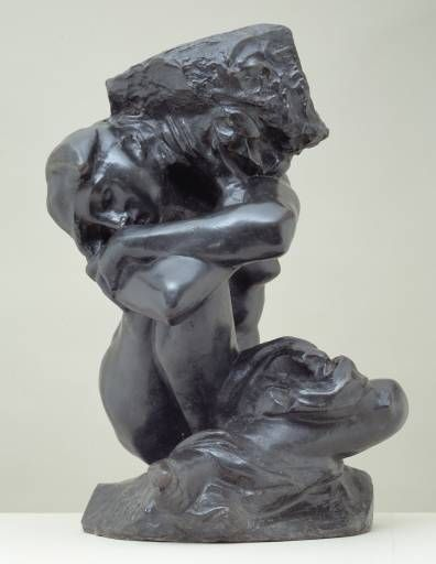 Rodin. One of my favorite sculptors.