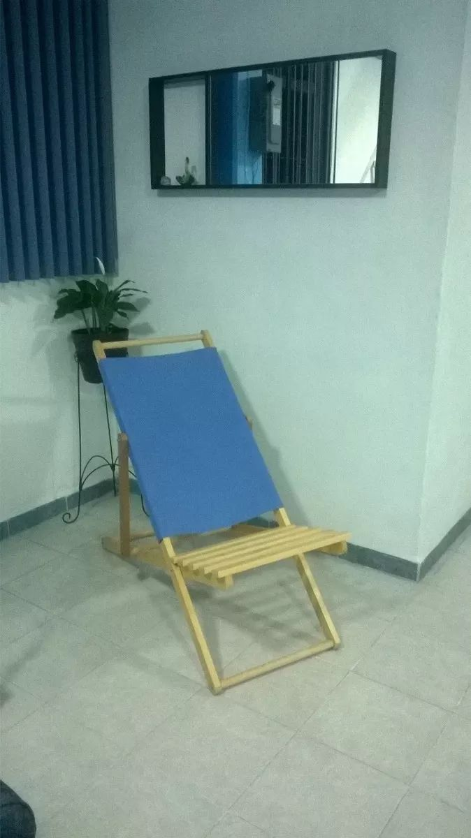 17 mejores ideas sobre sillas de madera plegables en - Mesa plegable pequena ...