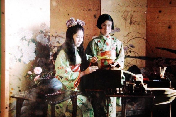 Albert Kahn - Autochrome photograph, Japan