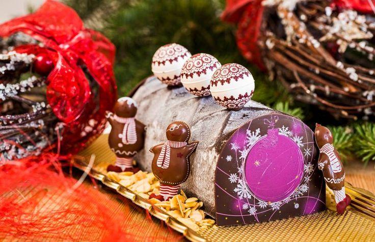 Vánoční pečivo z Pekařství La petite France