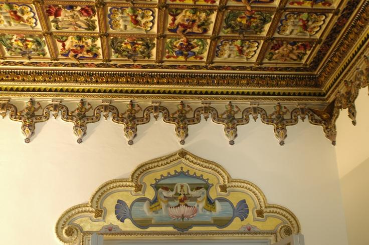Details in Santa maria apartment