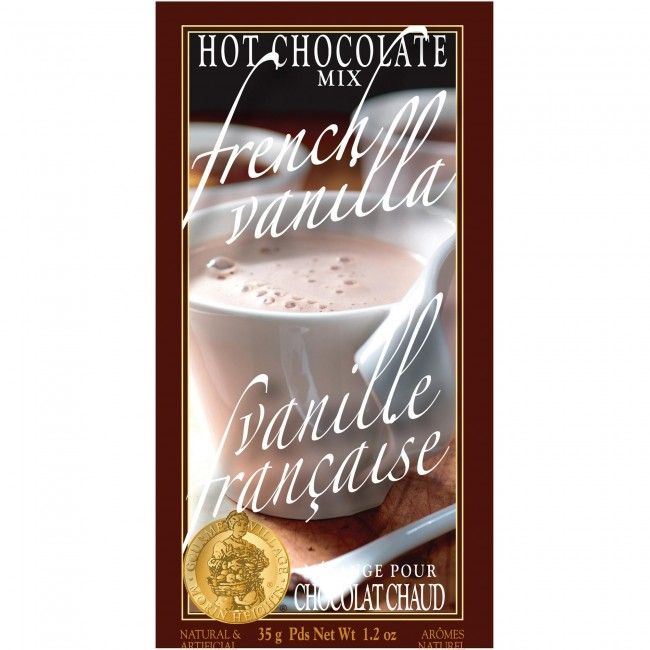 A single serve pouch of hot chocolate (35g/1.2oz) which is convenient and easy to use. This collection features our classic truffle which tastes rich and creamy. Just mix with hot water for a perfect rich and smooth hot chocolate.