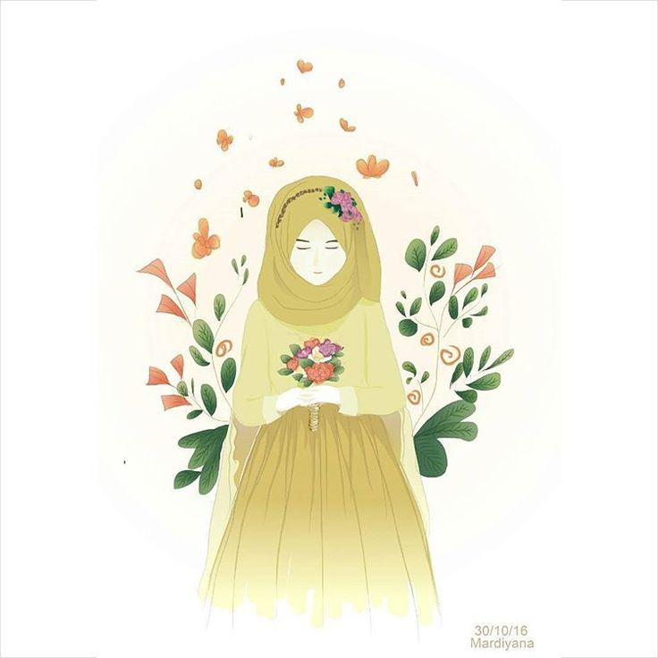 mardiyanahanaEvery day is waiting, until that bright day come  #illustration #adobeillustrator #vectorart #digitalart