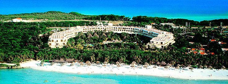 Cuba-Varadero My Hotel Sol Palmeras in 1993