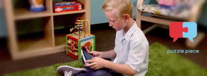 Puzzle Piece's $19 Tablets Help Children With Autism Learn Social Skills-New startup Puzzle Piece hopes to make tech ubiquitous for all families with autistic children by making and selling an Android tablet for just $19. Instead of monetizing off hardware, Puzzle Piece sells subscriptions for educational apps that also cost $19 per month.