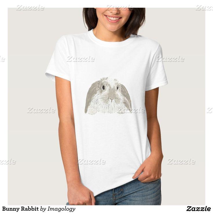 Bunny Rabbit T Shirt