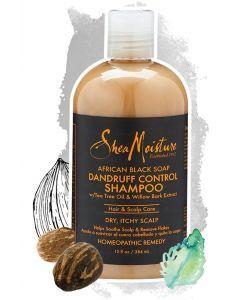 African Black Soap Dandruff Control Shampoo