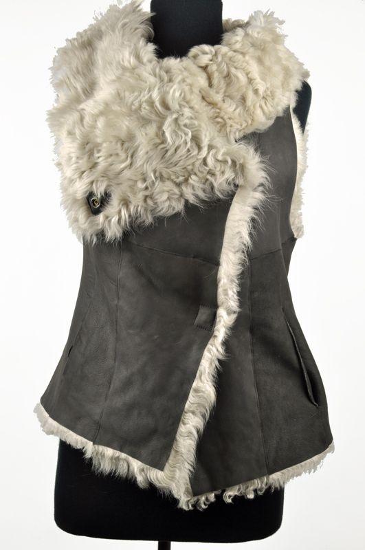 Annette Gortz - Colo Shearling Vest