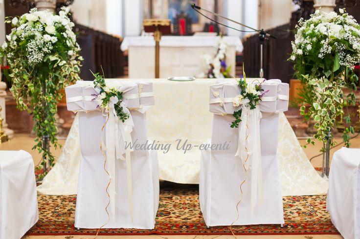 In attesa degli sposi