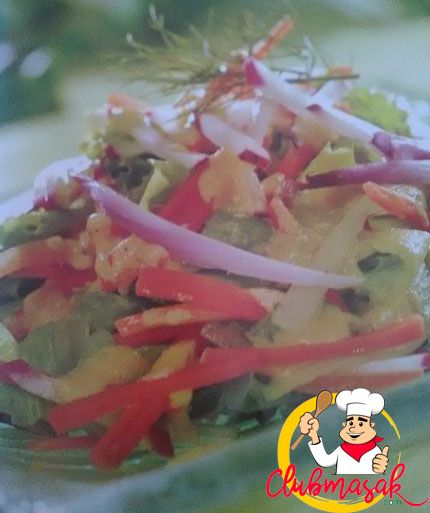 Resep Salad Organik, Menu Diet Sehari-Hari, Club Masak