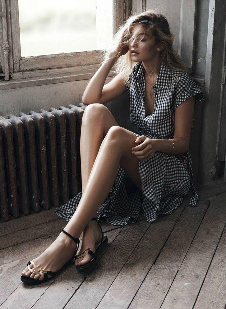 Gigi Hadid for Vogue Spain April 2015