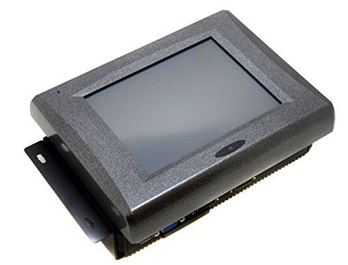 "VIA Embedded VIPRO VP7806 Fanless Panel PC with 6.5 inch TFT LCD and Touch Screen VP-7806-R1N13A1. ""<p><strong>Features:</strong></p> <ul> <li>Built-in VIA new generation 1.3GHz VIA Nano processor with L2 cache 1MB memory</li> <li>6.5"" TFT LCD panel with 5-wire resistive touch screen</li> <li>Built-in 2M CMOS camera, speakers and microphone on the front</li> <li>Integrated VIA Chrome9™ HC3, DX9 3D/2D graphics & video processor with MPEG-2 and WMV9 decoding acceleration</li> <li>Supports…"
