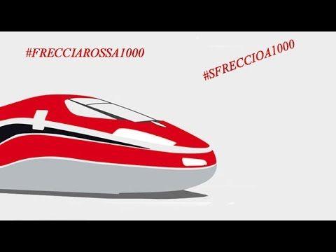 #frecciarossa1000 #sfreccioa1000 - YouTube