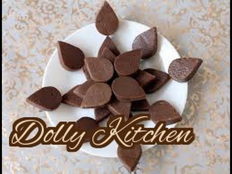 How to Make Home made Chocolate-Recipe In Hindi-Dolly Kitchen