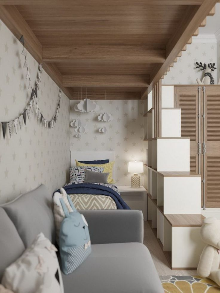 Appartement à la mesure pour une jeune famille!  – Kinderzimmer