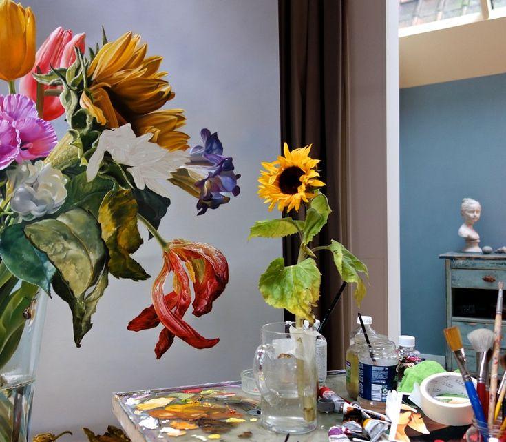 Working on flowerpower