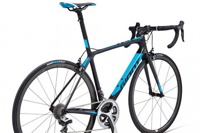 The new Giant TCR, wheels, and saddles - VeloNews.com. This thing is a beauty.