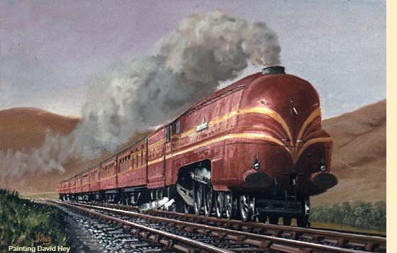 railway art images  pinterest steam locomotive trains  artists