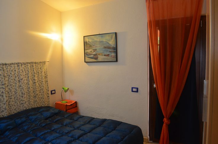 A bedroom to relax your mind and keep it ready for the next summer-day in Costa Rei