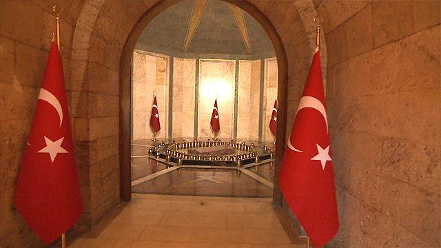 Atatürk Mezar Odası Anıtkabir