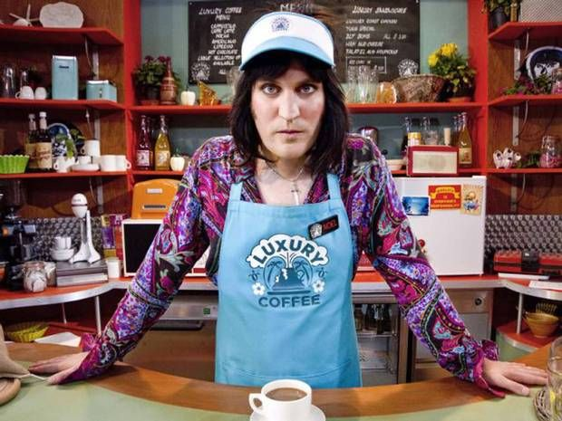 Noel Fielding's 'Luxury Comedy': A land of the outright bizarre - Features - TV & Radio - The Independent... http://www.independent.co.uk/arts-entertainment/tv/features/noel-fieldings-luxury-comedy-a-land-of-the-outright-bizarre-9621916.html