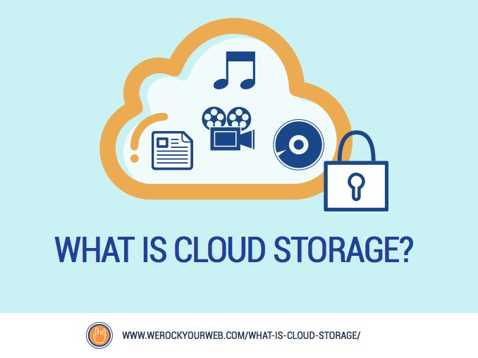 Working on a big project and afraid you could lose all your hard work? Avoid a Wipe-out! Get cloud storage
