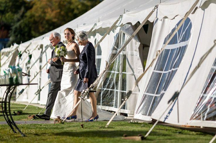 Waupoos wedding at a vineyard in Prince Edward County