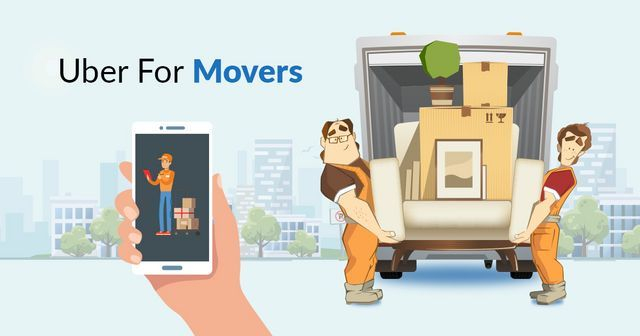 Moving help application