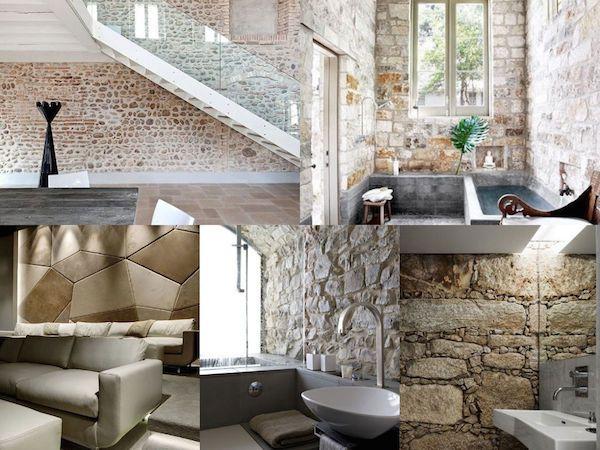 Oltre 25 fantastiche idee su muri in pietra interni su - Muri a vista interni ...