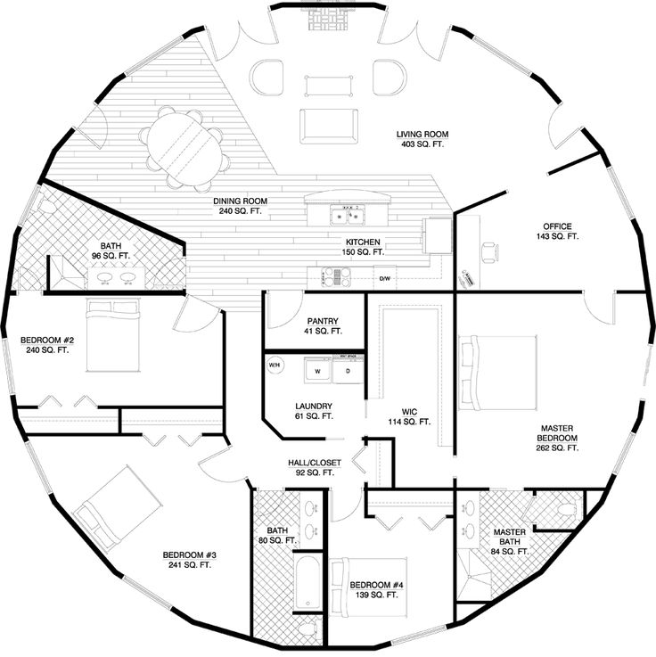 Dome Home Design Ideas: Small Geodesic Dome Home Plans