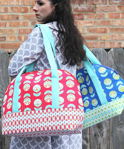 Finally a large bag pattern that isn't insanely complicated!!