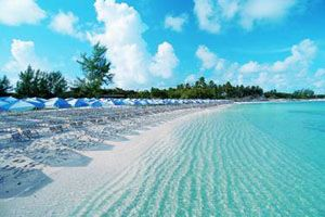 Great Stirrup Cay - Norwegian Cruise Line's private Bahamas island - just got 25 million dollars in upgrades