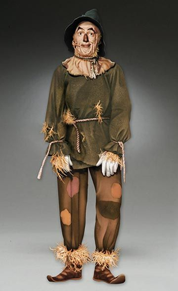 *THE SCARECROW ~ by: John Wrights new series on the characters in the classic 1939 MGM Movie The Wizard of Oz