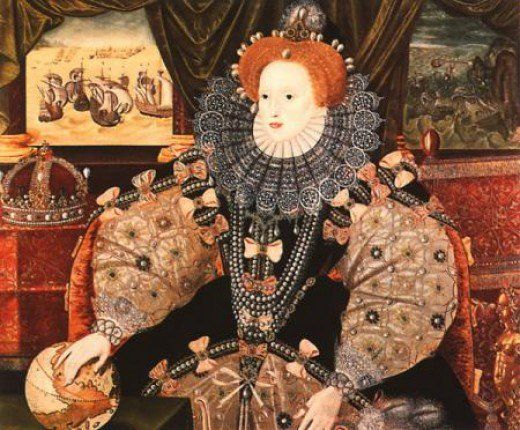 The meeting of Elizabeth I, queen of England and Ireland, and Grace O'Malley the Irish pirate queen. The meeting was quite remarkable. The political leader and the pirate formed a special bond.