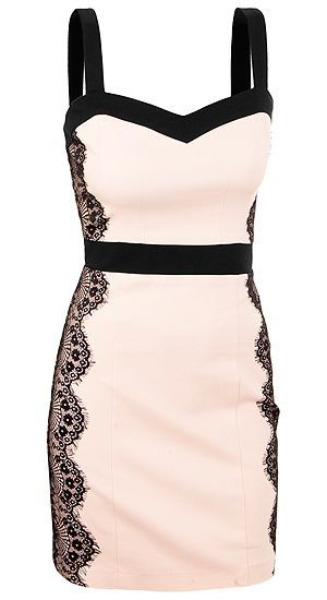 Love the lace: