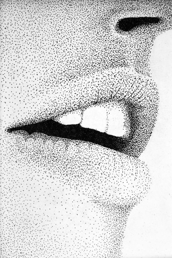 Pontilhismo/Stippling 2nd Round by Felipe Alves