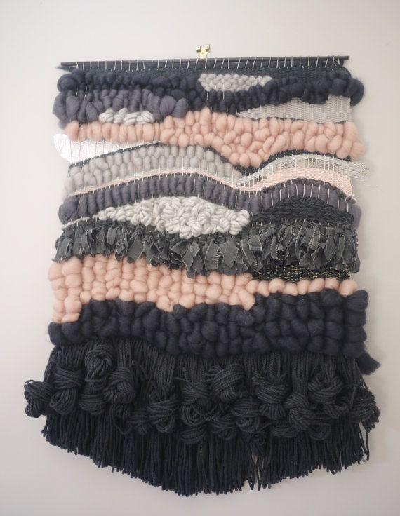 Custom Order: Woven Wall Hanging