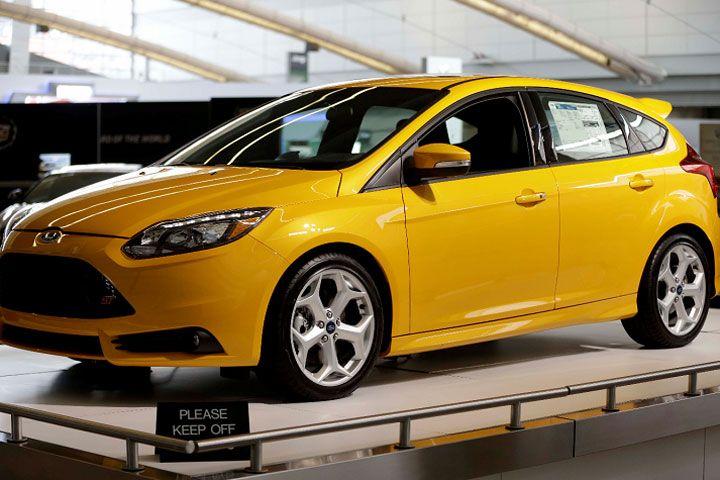 Corolla y Focus son los autos más vendidos del mundo