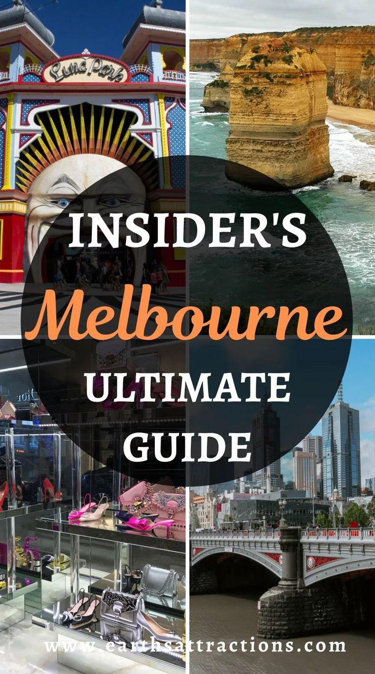 Your Complete Guide To Melbourne With The Best Places To Visit In Melbourne Tips Accommodation Food And Melbourne Sightseeing Earth S Attractions Travel Australia Travel Guide Travel Destinations Australia Cool