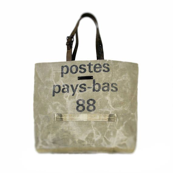 Canvas bag shoulder bag canvas tote bag shopping bag