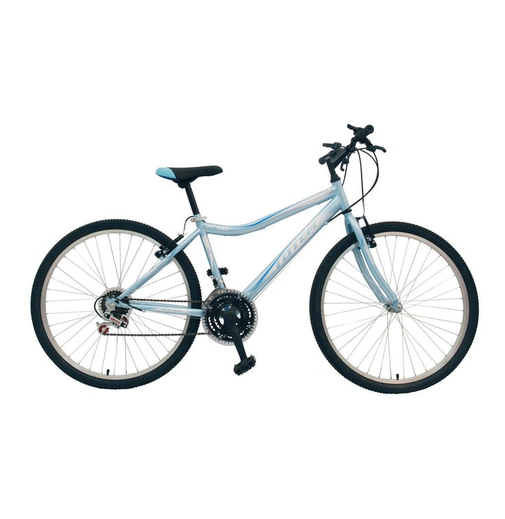 """TOTEM 26"""" Ladies XC100 Mountain Bike Blue - Lowest Prices & Specials Online 