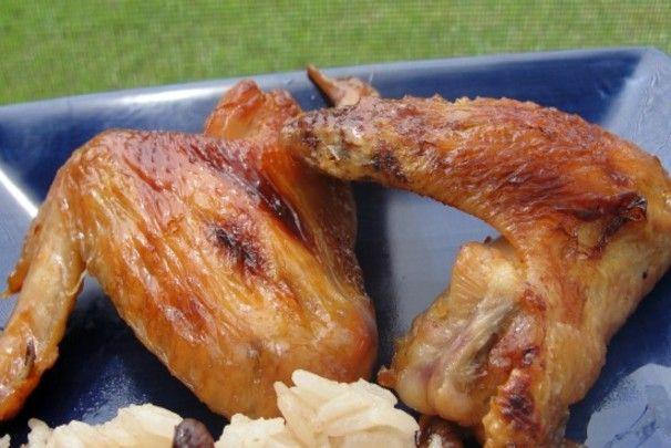 Teriyaki Chicken Wings (Crock Pot  / Slow Cooker Option). Photo by diner524